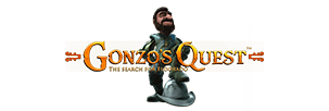 Logo of Gonzo's Quest slot