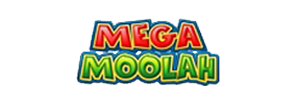Logo of Mega Moolah slot