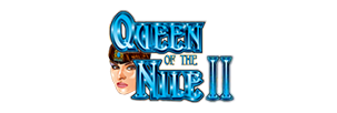 Logo of Queen Of The Nile 2 slot