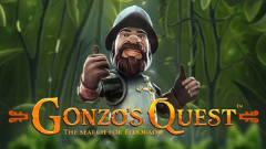 Gonzo's Quest by NetEnt