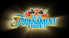 It's Tournament Time banner
