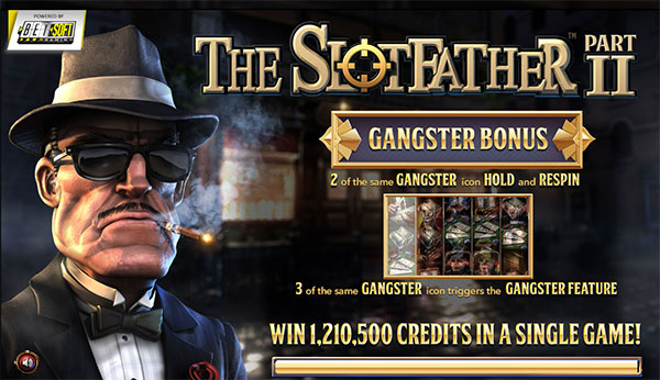 Betsoft Slotfather slot game