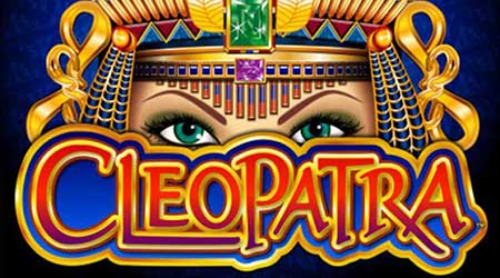 Cleopatra pokie machine by IGT
