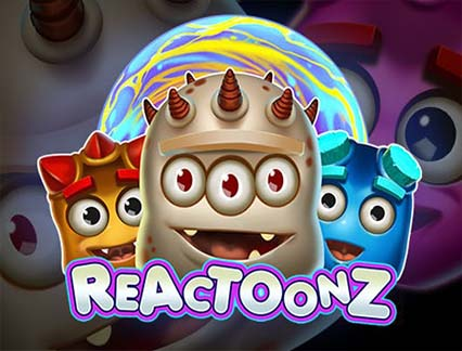 Reactoonz slot game by PlayNGo
