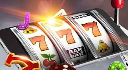 mobile casino slots on iPhone