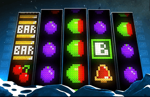 Invaders slot game by Thunderkick